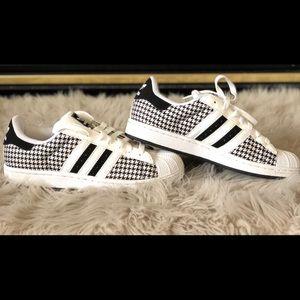 Adidas Originals Limited Edition Houndstooth Print